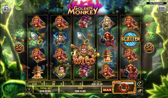 Mencoba Permainan Slot Online Indonesia